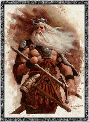 Study of gods character